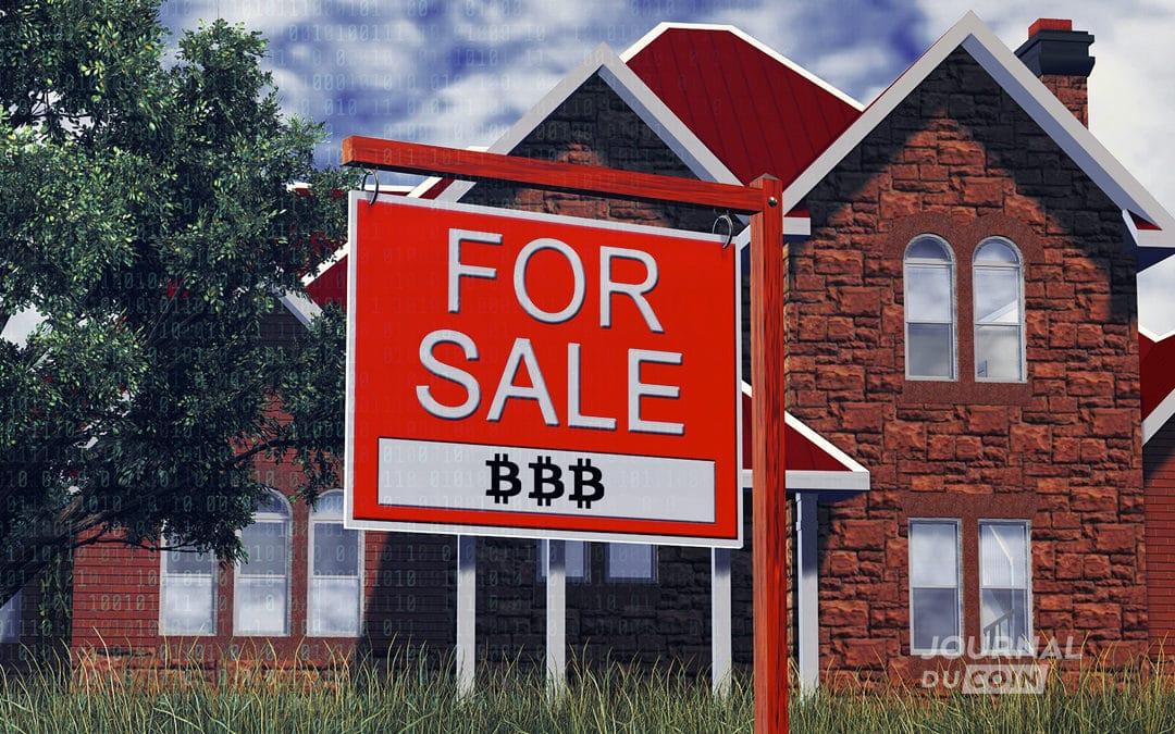 Comment acheter une maison en Bitcoin ?